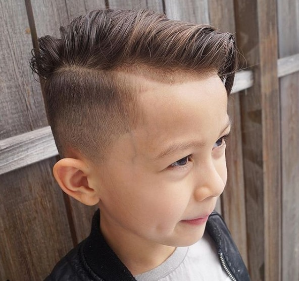 Combover Hairstyle