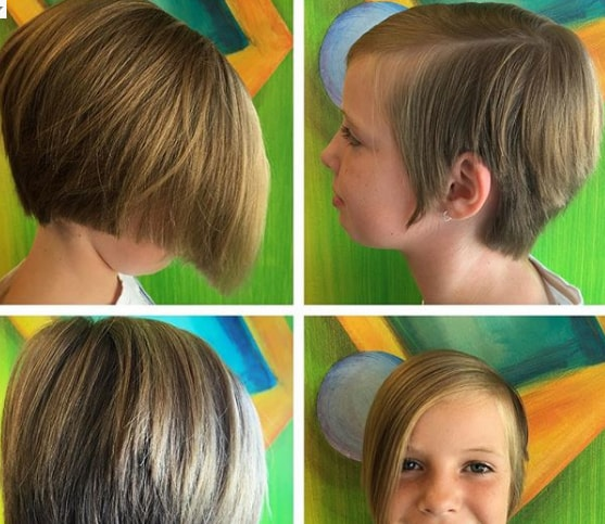 Stacked Bob And Pixie Haircuts