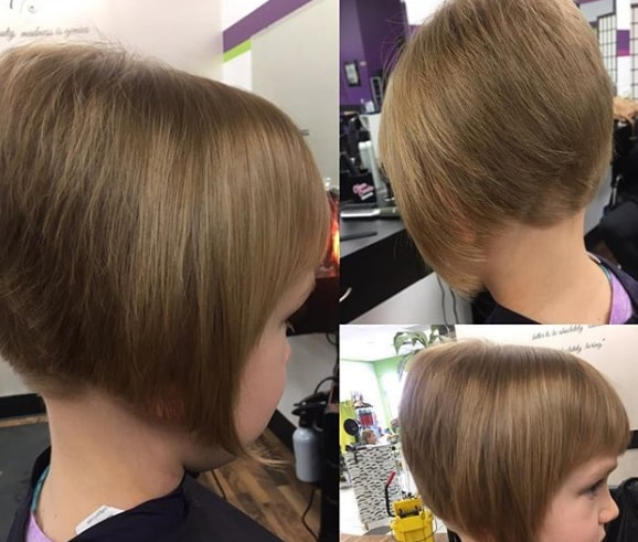 A Line Stacked Bob