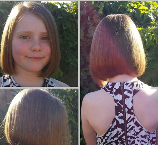 Conventional Bob Hairstyle
