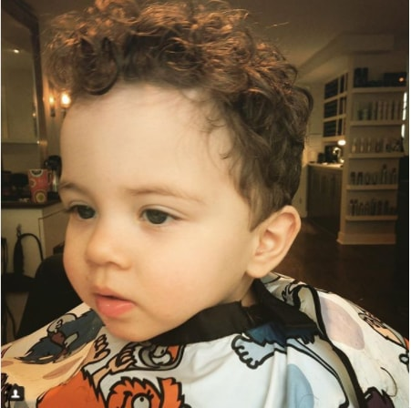 Casual Curls for Little Kid