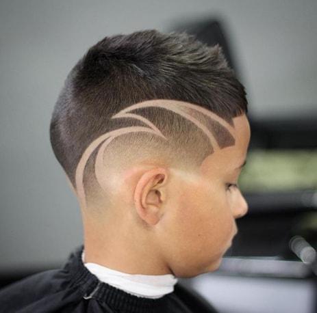 Cool Haircuts Designs For Black Boys 56