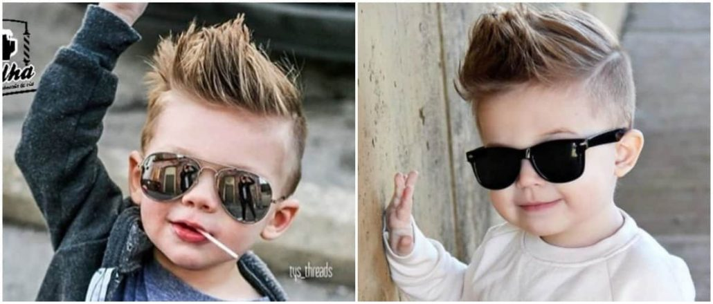 50 Cool 5 Year Old Boy Haircuts 2020