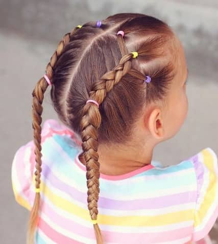 57 cool braids for kids 2020  mr kids haircuts