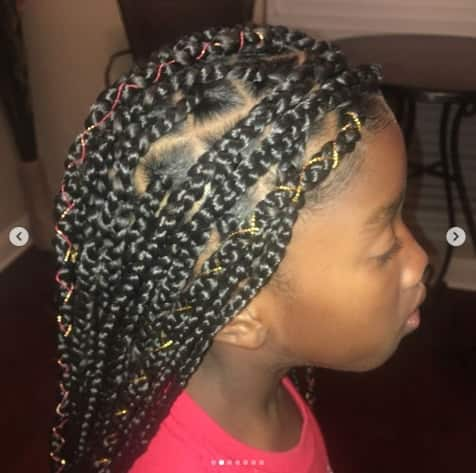 31 box braids for kids 2020 perfect styles with detailed