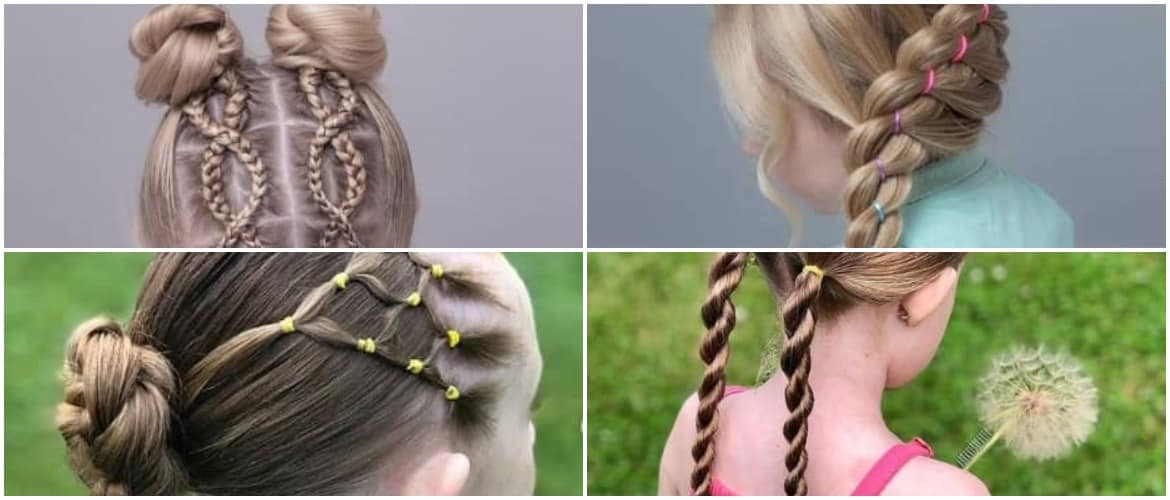 50 Hairstyles for Little Girls on Any Event - Mr Kids Haircuts