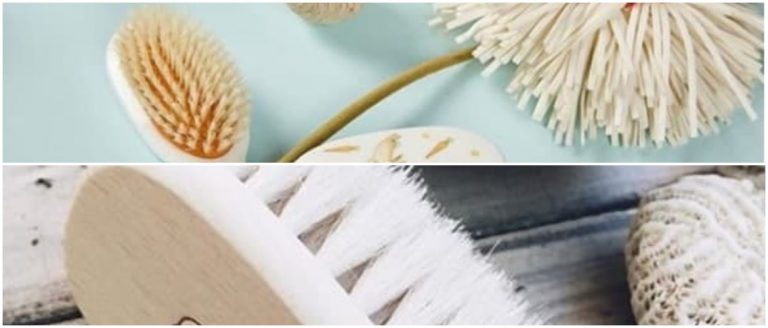 How To Clean Baby's Brush To Keep It In Good Shape - Mr Kids Haircuts