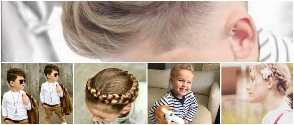 Kids Hairstyles For School - What\'s Your Go To Choice