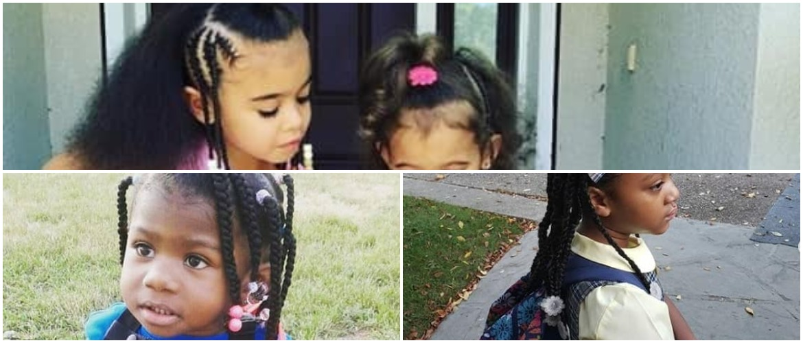 Top 10 Black Little Girl Hairstyles 2018 - Mr Kids Haircuts