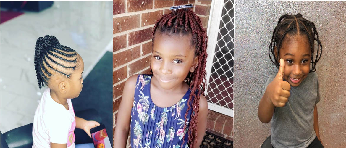 Photo of Kids Braids Hairstyles 2019 That Are There To Make A Statement