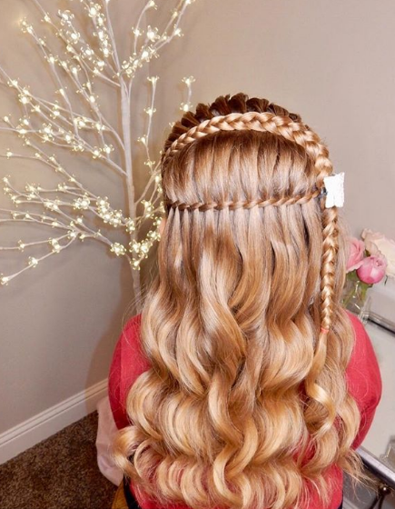 20 Best Easy Hairstyles For Girls That Won't Take Much Of Time And Effort