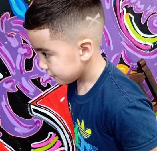 Cherish The Versatility Of A Fade Haircut And Give Your Boy A Special Look