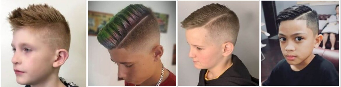 Photo of Cherish The Versatility Of A Fade Haircut And Give Your Boy A Special Look