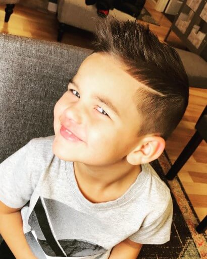 Photo of Coolest Boys Cut Hairstyles You Can Try In 2019 For Your Little Guy