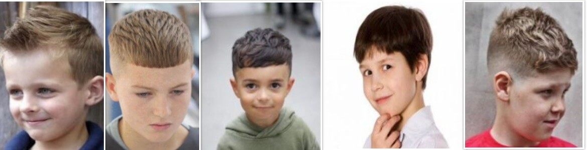 Top 10 Caesar Haircut Styles For Kids In 2019 (1)