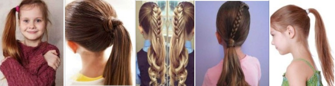 26 Ponytail Hair Styles For School And Home