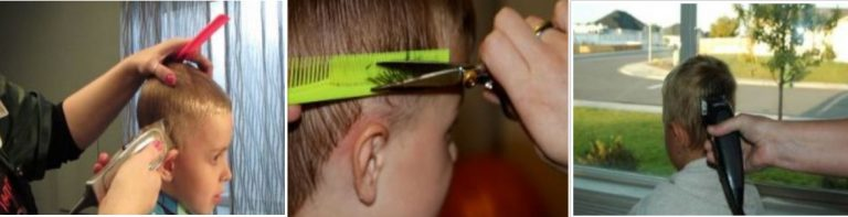 How To Cut Boys Hair – A Perfect Layering And Blending Guide