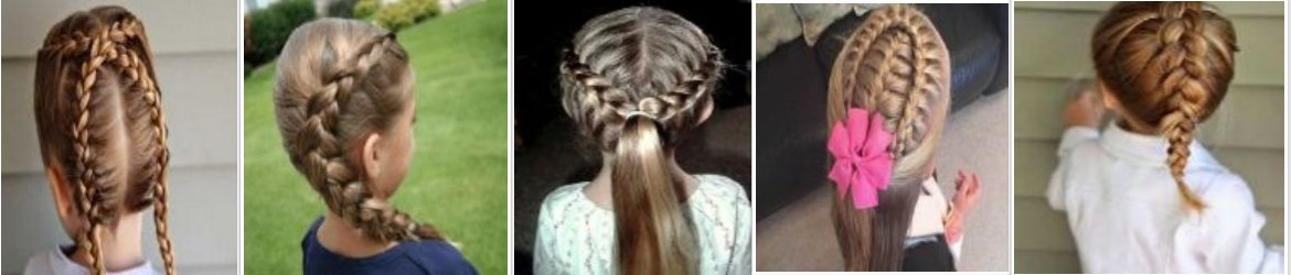 Style Your Girl's Hair With Cute French Braid Hairstyles And Add A New Charm To Her Personality