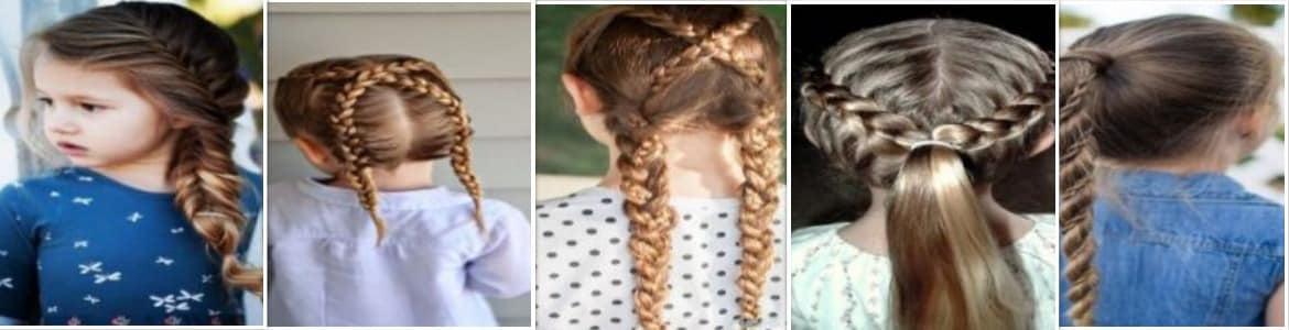 Photo of Beautiful Hairstyles For School That Will Keep Your Girl Looking Trendy