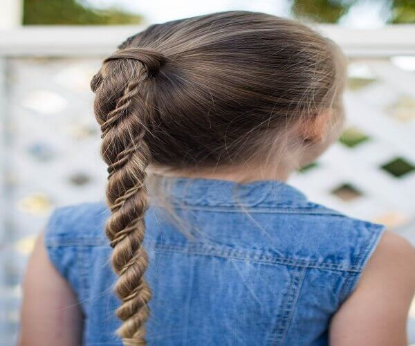 Beautiful Hairstyles For School That Will Keep Your Girl Looking Trendy