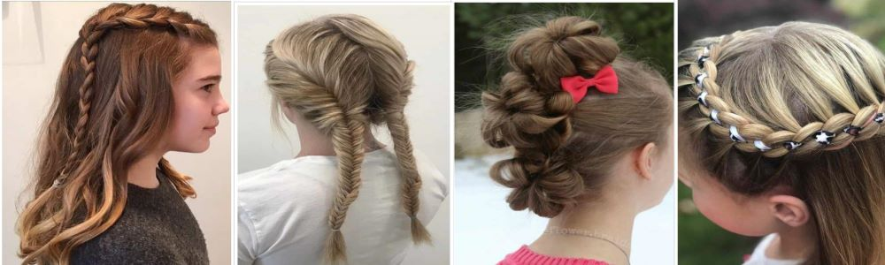 10 Summer Hairstyles Braids That Will Look Adorable On Your Little Girl