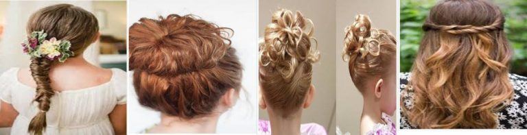 Easy Do It Yourself Hairstyles For Wedding Guests That You And Your Little Girl Would Love