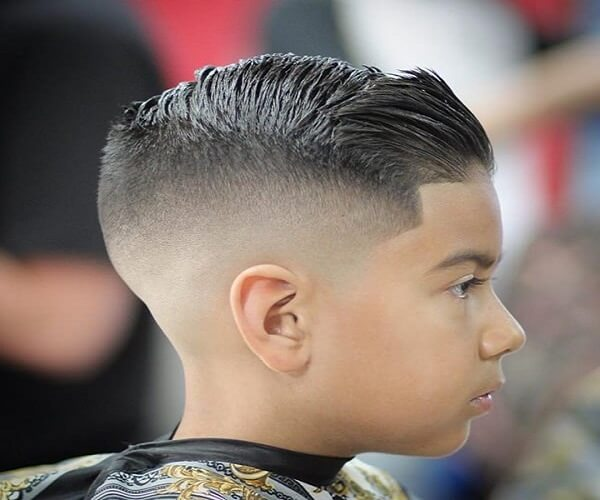 High & Tight With Length On Top