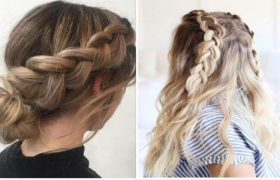 Top 10 Dutch Braid Hairstyles For Little Girls To Trend In 2019