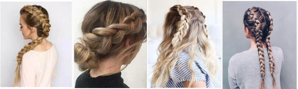 Top 10 Dutch Braid Hairstyles For Little Girls To Trend In 2020