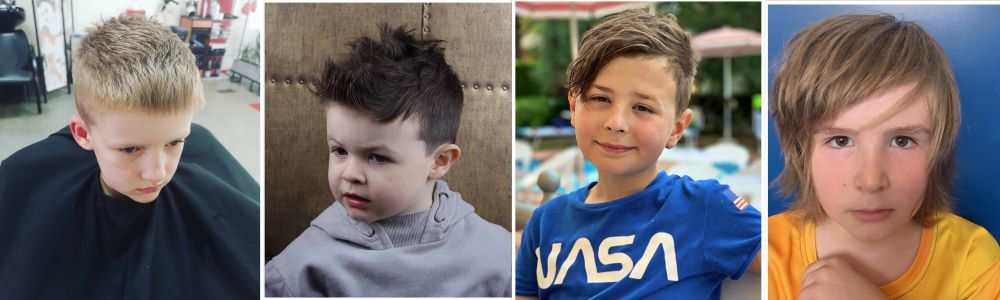 Photo of 10 Popular Little Boy Hairstyles In 2019