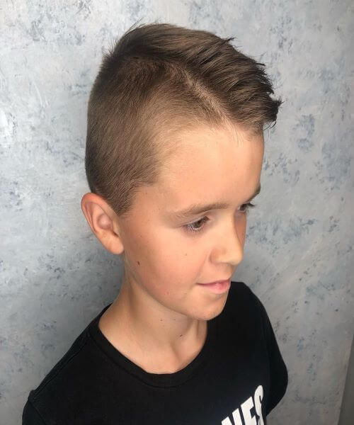 Stupendous Trimmed Short Haircut With Deep Part Natural Hairstyles Runnerswayorg