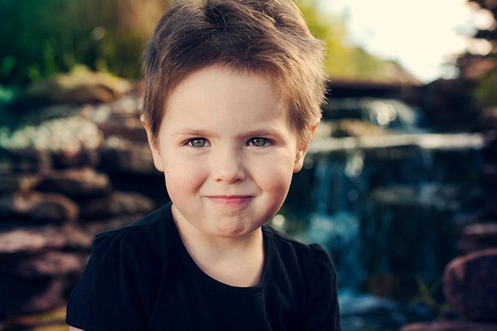 Boy-Cut Hairstyle