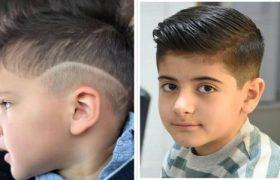 Top 10 Cute Boy Haircuts Ideas And Best Kids Haircuts In 2019