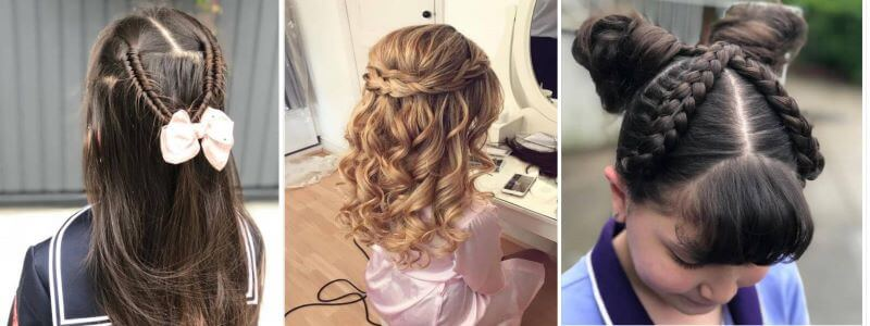 Photo of Top 10 Quick Hairstyles For School Girl For A New Twist Of Style