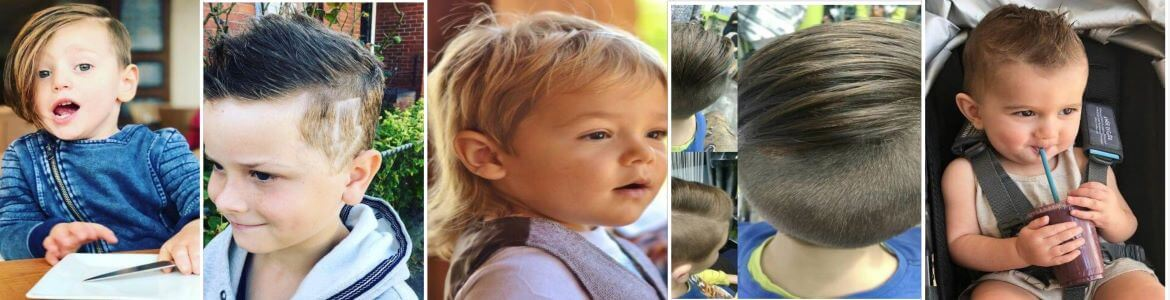 Photo of The Best Baby Hairstyles Boy Rocking This Year