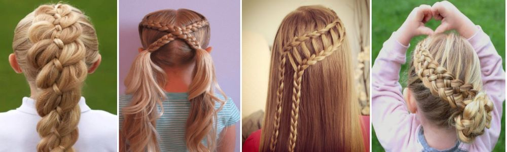 Photo of Try Back To School Braided Hairstyles And Give Your Kids a Special Style