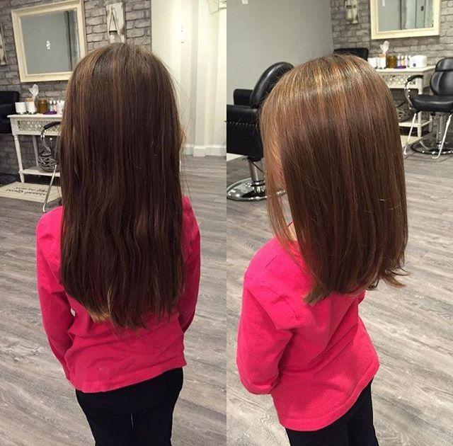 A-Line Haircut