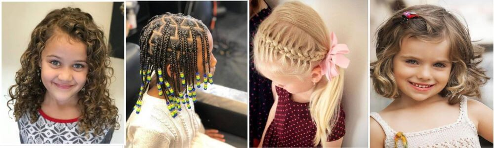 14 Christmas Hairstyles For Kids That Will Rock In 2020