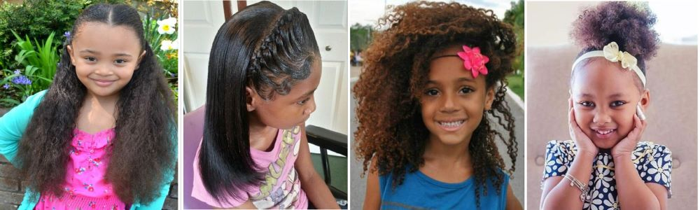 African Baby Hairstyles – How To Style Those Kinky And Curly ...