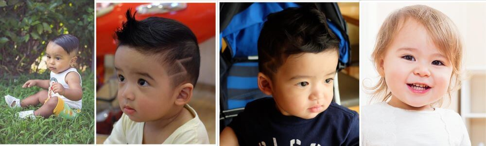 Photo of Baby's First Haircut – What Options You Have For A Clean and Cool Look