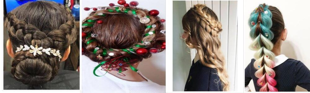 Photo of Top Easy Christmas Hairstyles For Girls This Holiday Season