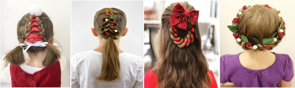 Photo of Chic And Elegant Christmas Party Hair For Girls To Catch All Eyes