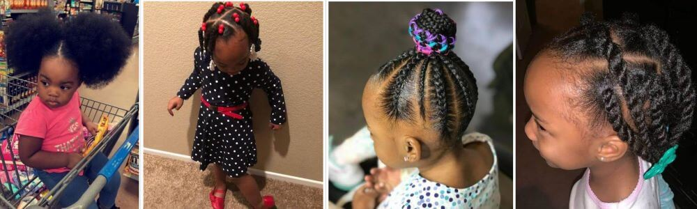 Photo of Easy Black Toddler Hairstyles That Won't Take More Than A Minute To Style