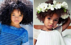The Best Low Maintenance Afro Hairstyles For Kids This Year