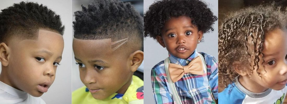 Top Black Toddler Boy Haircuts For Curly Hair 2020