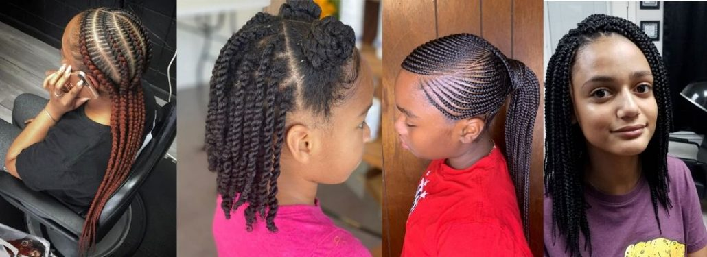 Protective Hairstyles For Relaxed Hair That Still Look Stylish 2020