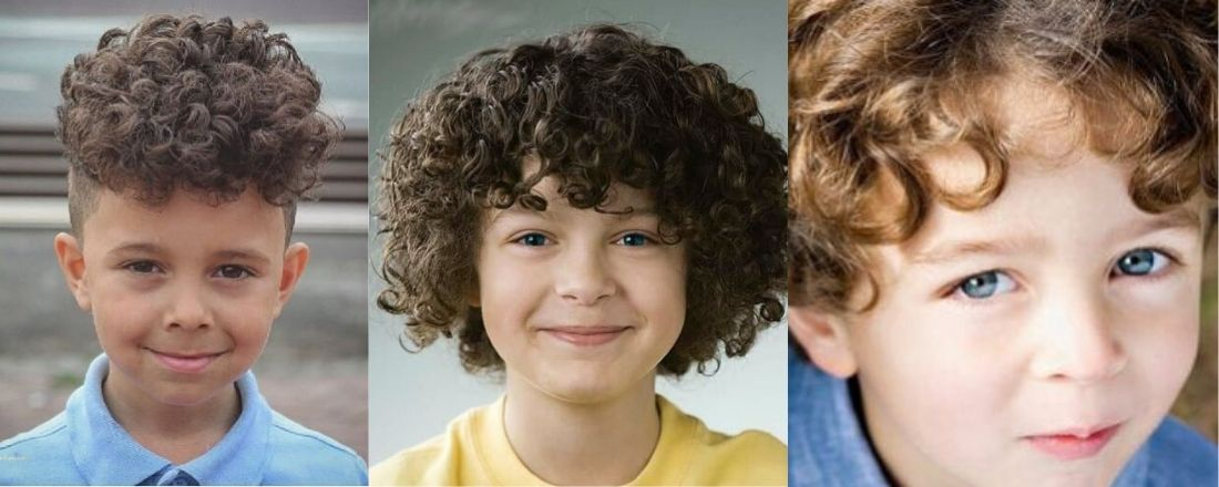 The Latest Trends In Boy Haircuts Curly Hair – Messy Or An Organized Look