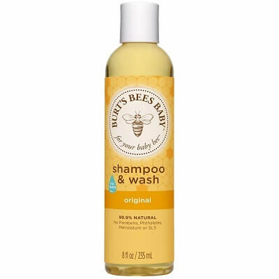 Burt's Bees Baby Shampoo and Wash