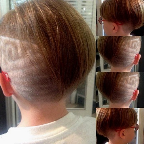 New Generation Punk Hairstyle