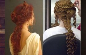 Roman Hairstyles – The Inspiration Behind Most Modern Hairstyles For Girls